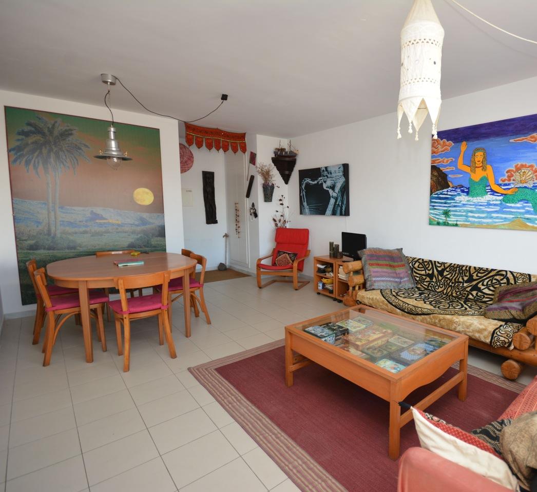 Apartamento CÉntrico Con Parking Piscina Y Padel: Alquiler De Casas Ana Las Negras